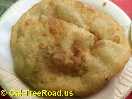 Cafe Royal Paan Bhature image © OakTreeRoad.us