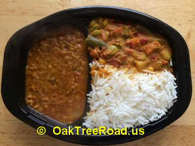 Deep Vegetable Korma on Oak Tree Rd,Iselin , NJ