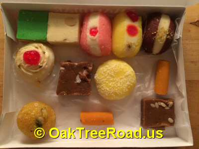 Shalimar Iselin Assorted Sweets © OakTreeRoad.us